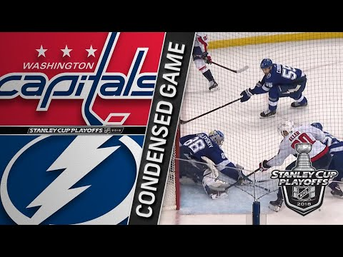 05/13/18 ECF, Gm2: Capitals @ Lightning