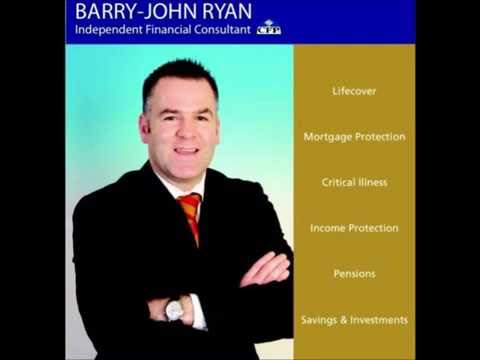 Barry-John Ryan Financial Advisor radio advertisement