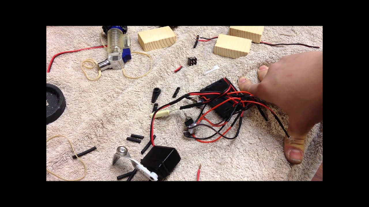 How To Make A Useless Box Help Video Youtube Wiring