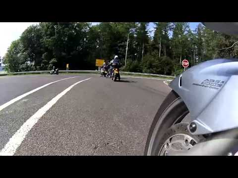 Luxembourg to The Black Forest 2014 Part 1