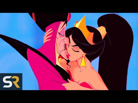 25 Grossest Scenes In Disney Movies