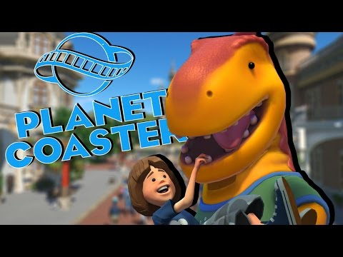 STAND IN AWE OF MY SCENERY | Planet Coaster #4