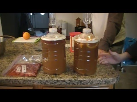 How to make mead QUICK!!!!  NO waiting years for this one! (part 1)