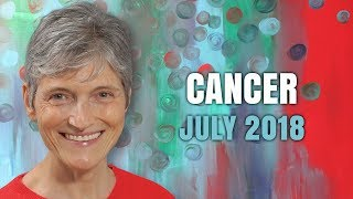 CANCER JULY 2018 Horoscope Forecast - Winning Streak for you! And HAPPY BIRTHDAY!!