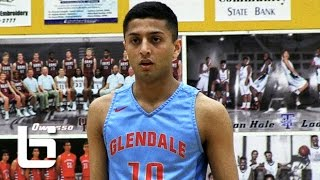 Lefty guard Monty Johal is a Scoring Machine with Nice Handles!
