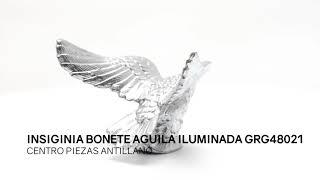 Insiginia Bonete Aguila Iluminada GRG48021