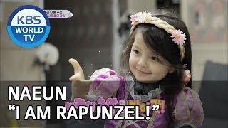"""Naeun """"I am Rapunzel!"""" [The Return of Superman/2019.05.26]"""