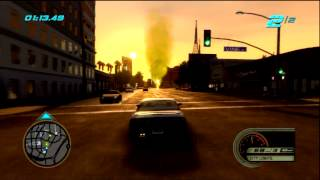 Midnight Club Los Angeles (Xbox 360) - Gameplay #1