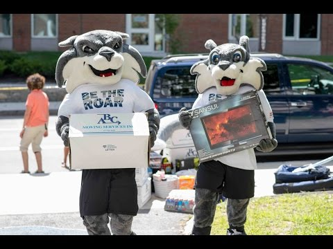 Move In Day - UNH - 2015
