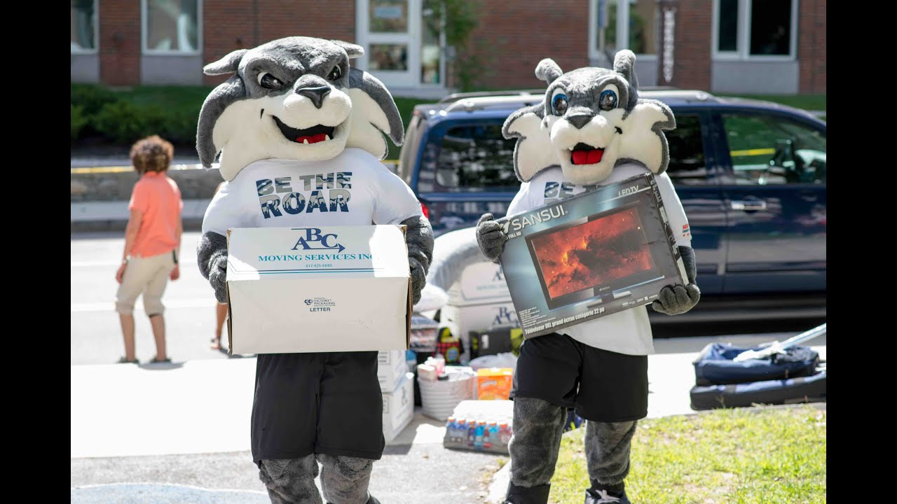 Image result for freshmen welcome play unh
