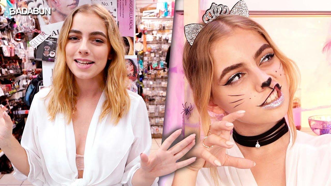 Maquillaje de Halloween con 100 pesos image