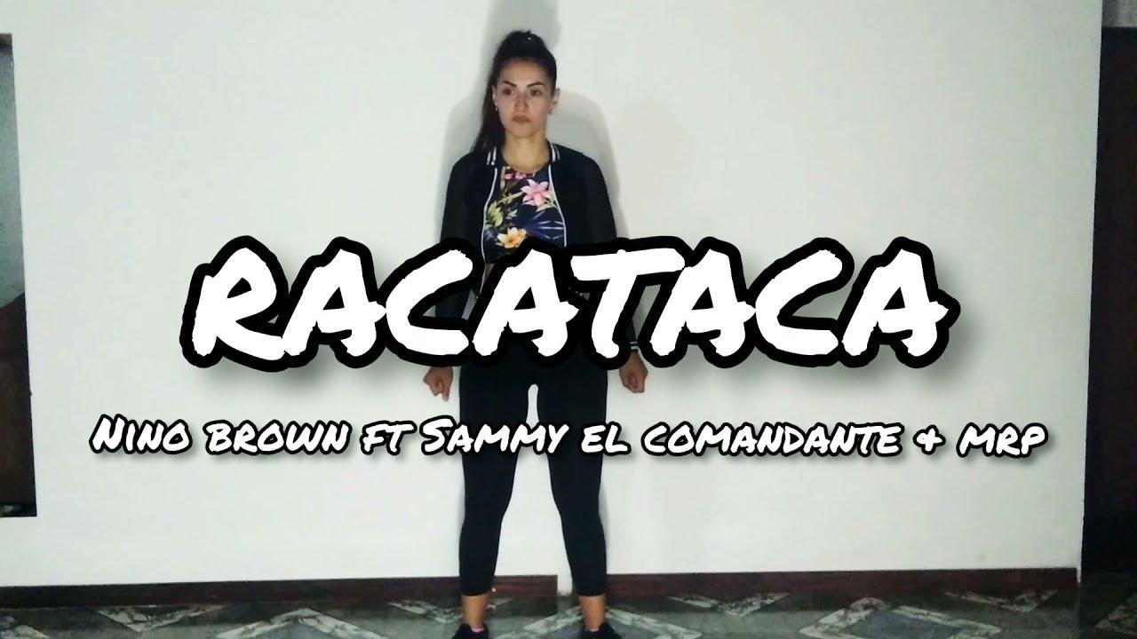RACATA - Niño Brown ft Sammy El Comandante & MRP/ Salsa Choke/ Coreo Gi Rosales