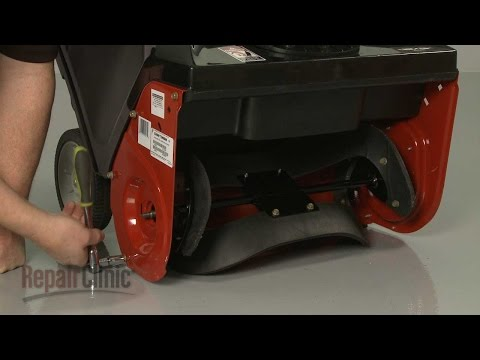 Auger Assembly - Craftsman Snowblower