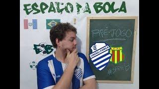 Pré-Jogo: CSA x Sampaio Corrêa (2º turno)