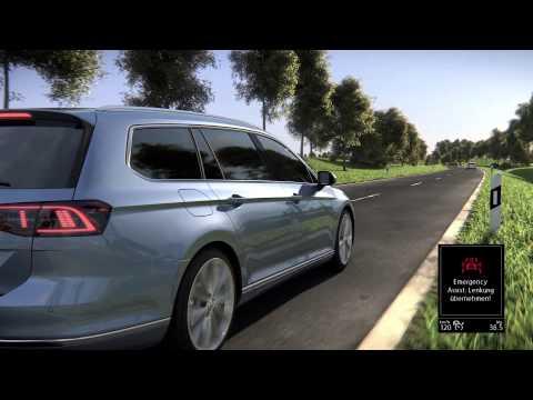 Asistente de emergencia en el nuevo Passat de Volkswagen | Engadget en espa�ol