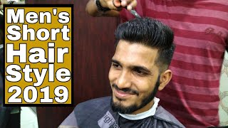 Men's hairstyles 2019 | short hairstyles for men | men's short hair inspiration