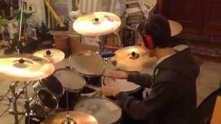 A Trip With Dream Theater #3 - The Ytse Jam - Drum Cover