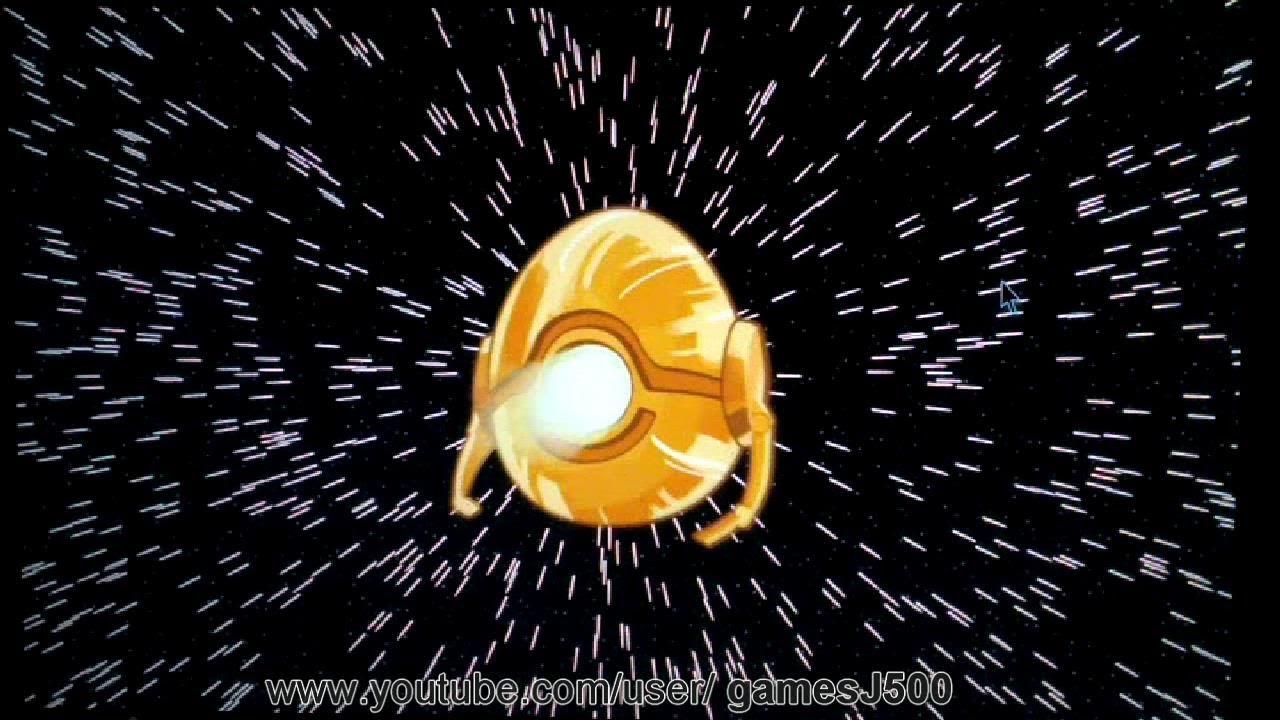 Angry Birds Golden Eggs Walkthrough | All 35 Eggs ...