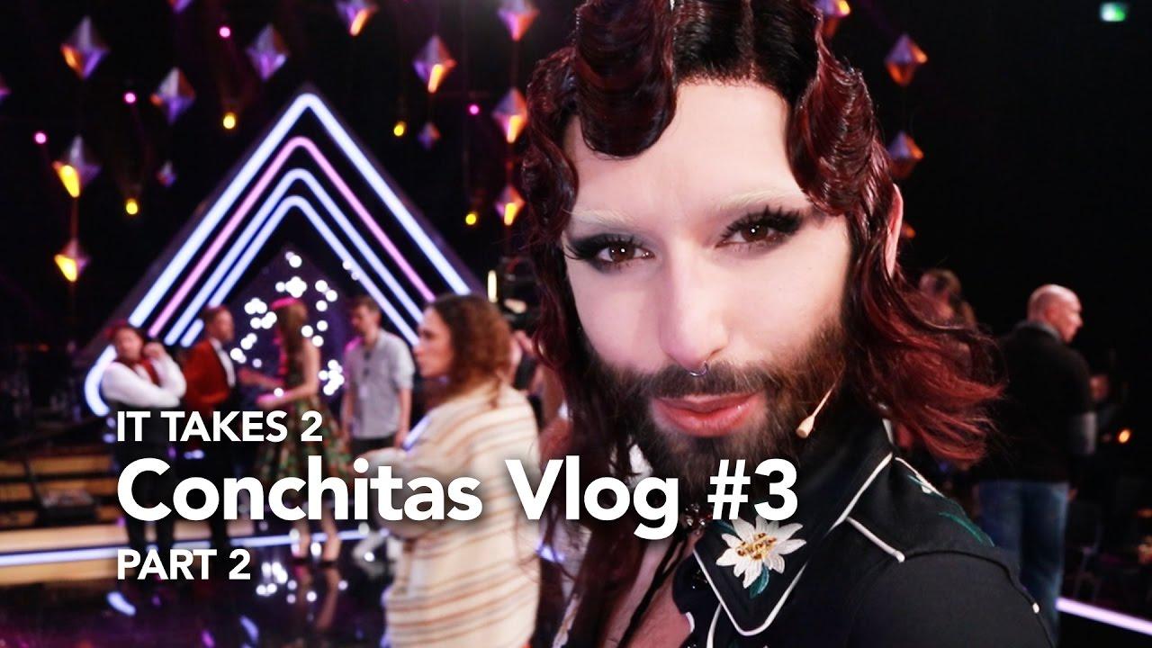 Conchitas Vlog 3 Teil 2 It Takes 2 Youtube