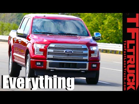 2017 Ford F-150 with new 10-Speed Auto & EcoBoost Engine: Your Questions Answered!
