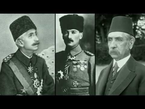 1919-1920 Belgeseli 7.Bölüm,Taha Akyol (CNN Türk)