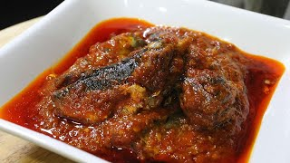 sardin sambal resepi...
