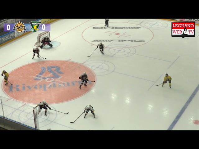 Hockey Club Ladies Lugano vs Thurgau Indien Ladies
