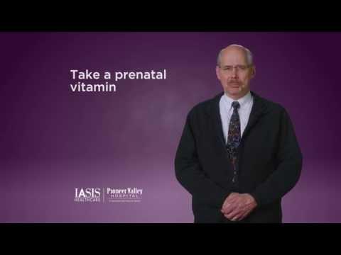 Healthy Pregnancy Tips, Jonathan Daniels, MD