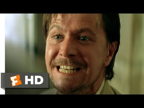 The Professional (5/8) Movie CLIP - Everyone! (1994) HD