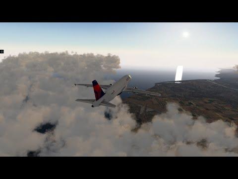 X-Plane 10 | Pilot Edge | A320 | KLAX-KSFO | Pt.1