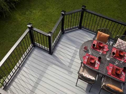 Cost To Remove Old Deck Boards And Replace With Composite Material