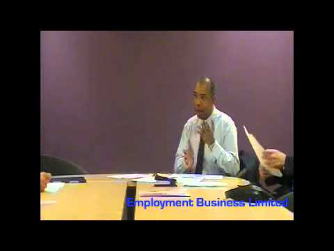 Employment Business Limited   SRA Campaign Overview Explained