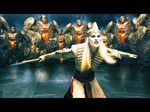 人族和精灵族战争一触即发,国王打造黄金军团,在战场上所向披靡无人能敌!