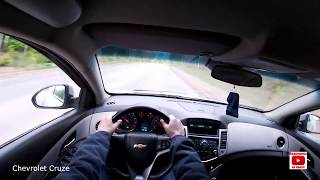 Chevrolet Cruze POV Test Drive