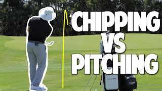 Chipping Vs Pitching | Complete Guide