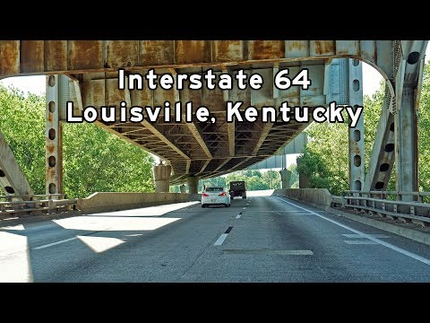 2017/06/13 - Interstate 64 Louisville, Kentucky [4K]