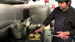 Web Video Production - Warm Chorizo And Squid Salad Recipe