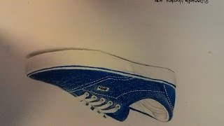 How to draw Vans by Daniella H.