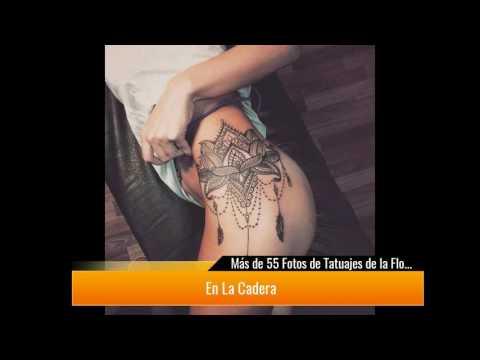 +DE 55 Fotos de Tatuajes de la Flor de Loto