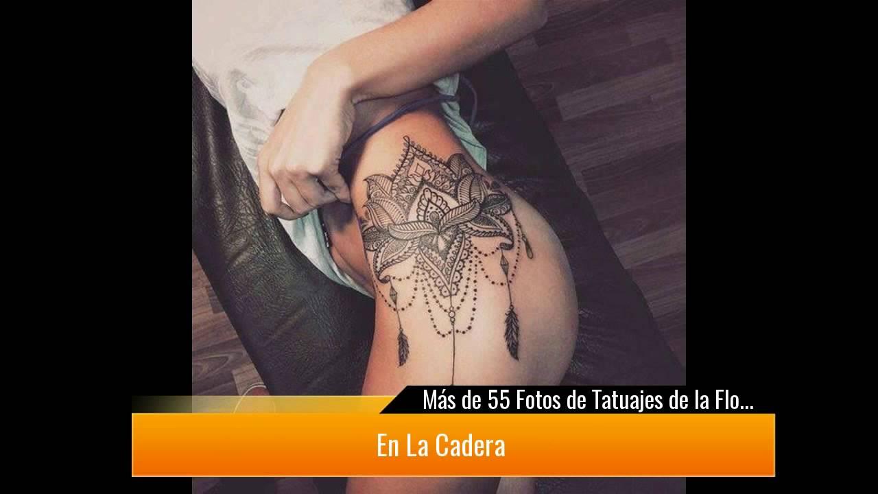 De 55 Fotos De Tatuajes De La Flor De Loto Youtube