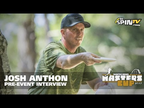 Josh Anthon 2017 Masters Cup Pre-Event Interview