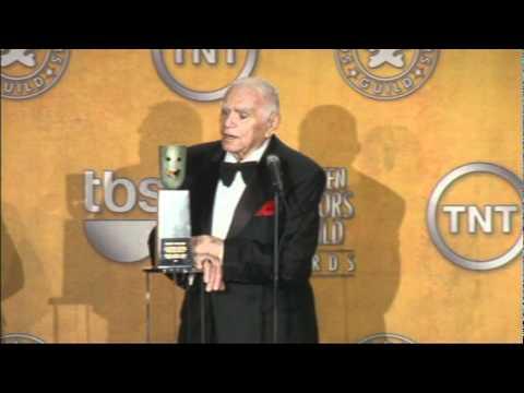 Ernest Borgnine SAG Lifetime Achievement Award