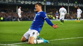 Everton cruise to 1-0 win over Watford