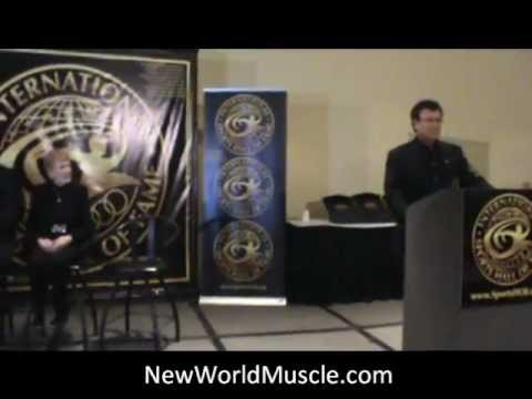 International Sports Hall Of Fame Awards 2012 - COMPLETE.wmv