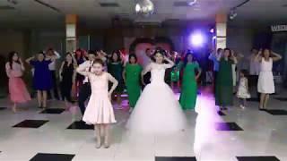 Флеш моб Жениха и Невеста