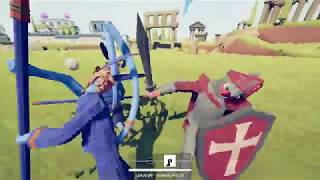 TABS - New Unit Possession Update -  Totally Accurate Battle Simulator