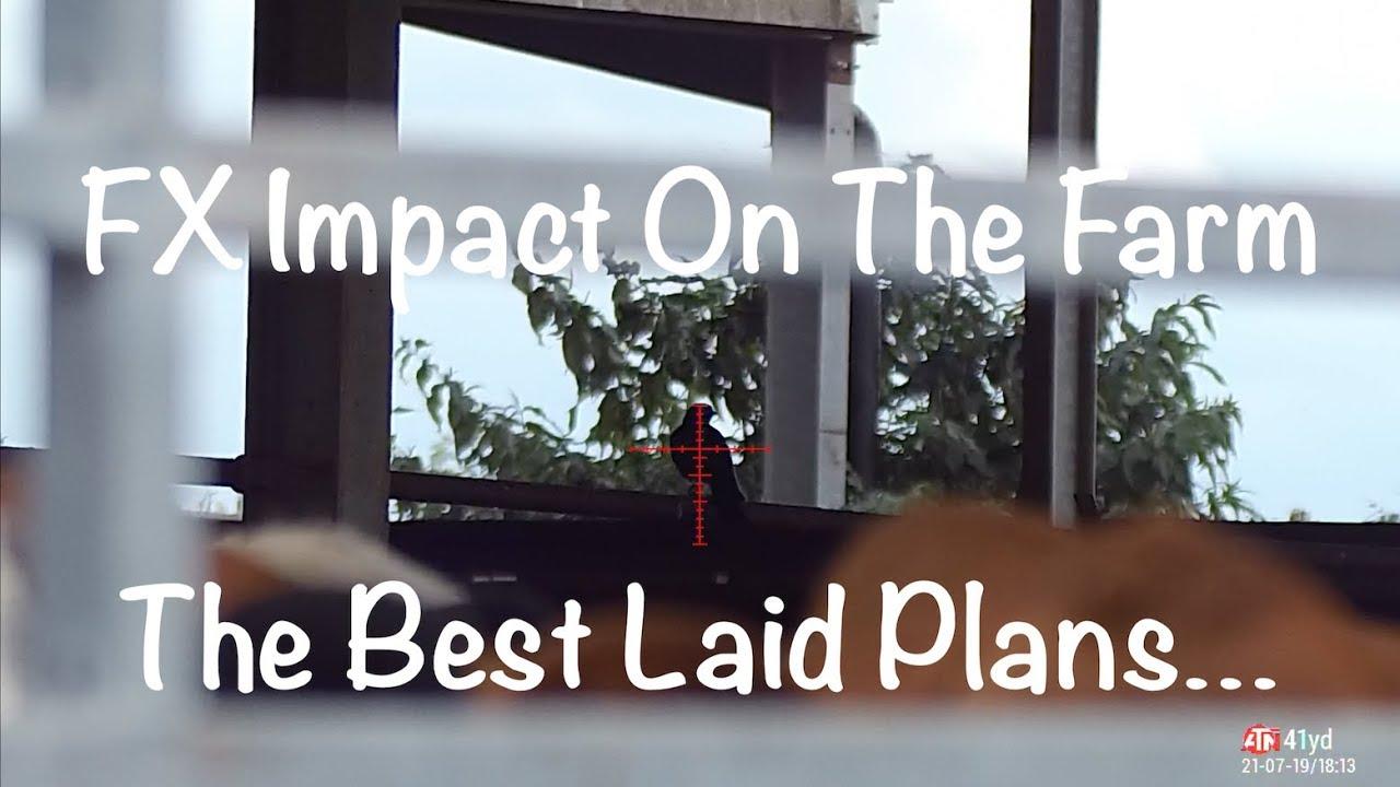 #13 FX Impact Mk2 On The Farm-The Best Laid Plans.....