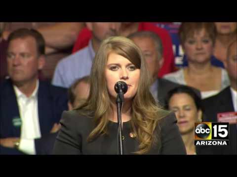 LIVE: Donald Trump rally in Ohio
