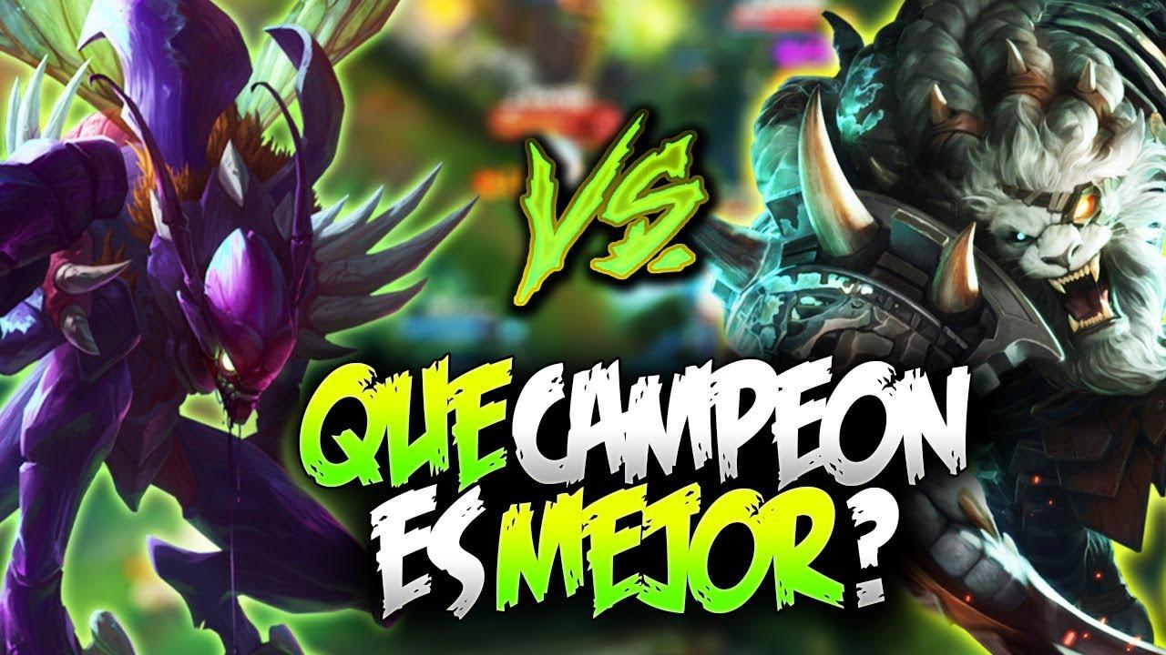 KHA'ZIX vs RENGAR en COMPETITIVO!! | ASUS vs PGM | Resumen y Highlights en Español