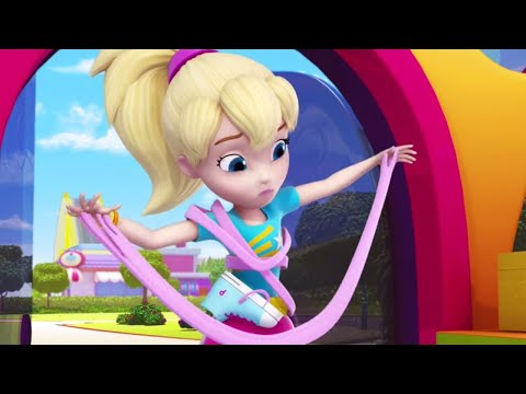 Polly Pocket Full Episodes   HOUR LONG COMPILATION   Griddle me this   Videos for Kids